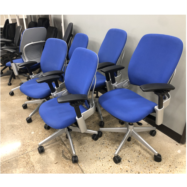 Leap Chairs by Steelcase in Dallas