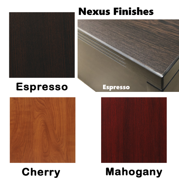 Nexus or Ultra Finishes for Desk