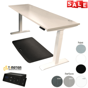 TiMotion Height Adjustable Desk