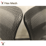 X1 Flex Mesh Closeup View