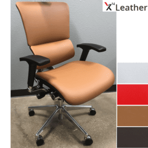 X-Chair X4 Leather Management Chair - 4 Leather Finishes