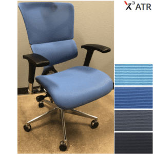 XChair X3 Mesh Management Task Chair