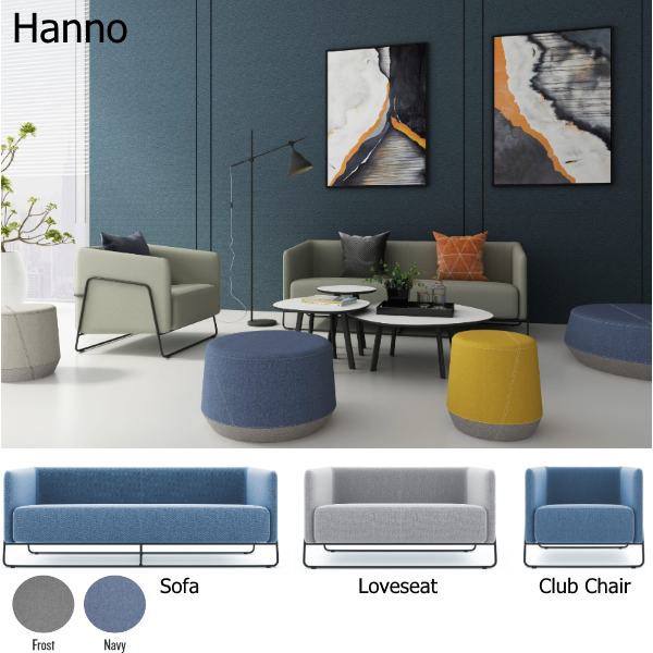 Friant Hanno Seating Group