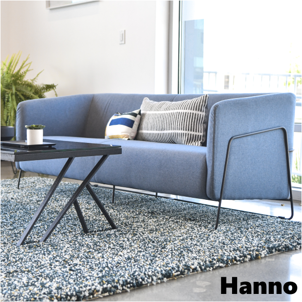Hanno Sofa Setting - Reception Furniture Soft Seating