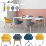 Jest Guest Seating Collection