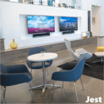 Jest 4 Leg Contract Seating