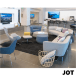 Jot Soft Seating Lobby Reception Seating - Modern Seating