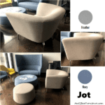Friant Jot Lobby Seating Collection