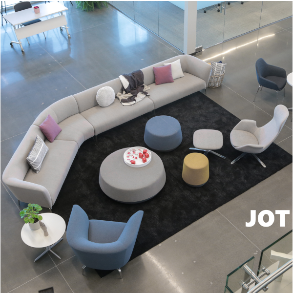 Jot Soft Reception Seating