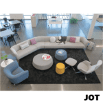 Jot Soft Seating - Friant - Room Setting