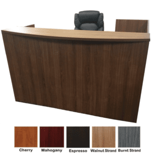 OFD L-Shaped Reception Desk