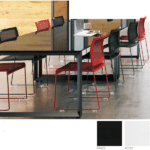 Office Source PGT2472 PGT3072 Glass Tables