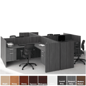 Performance Team Workstations for 4 PL169
