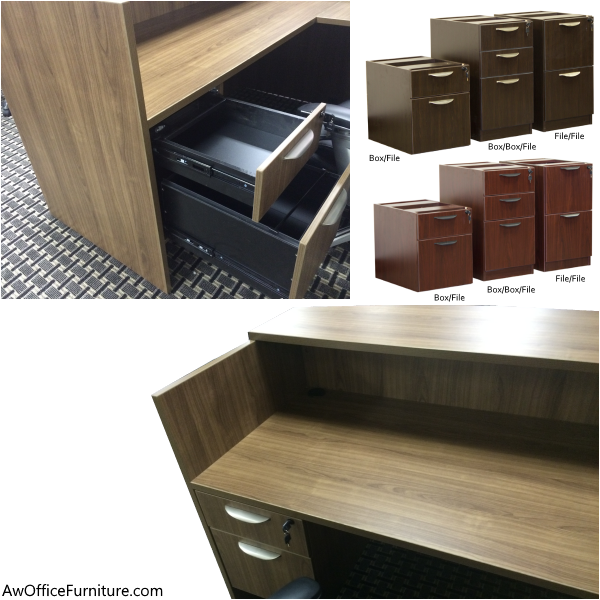 OFD Ultra Series Storage Pedestals