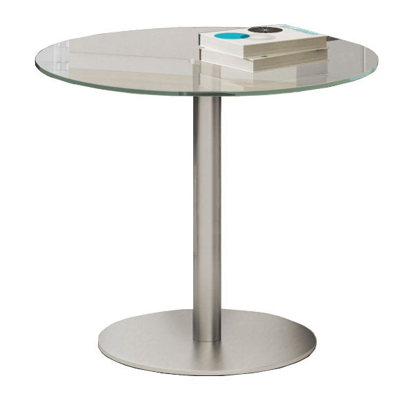 High Table in Glass for Break Room