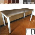 rectangular office table from office source furniture