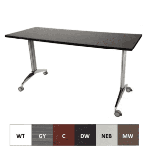 Y-Leg Mobile Training Table