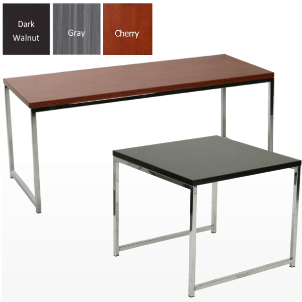 Express Occasional Tables - End and Coffee Table - Reception Furniture