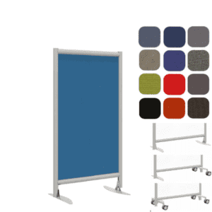 "54""H x 24""W Freestanding Room Divider"