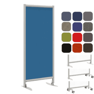 "72""H x 24""W Freestanding Room Divider"
