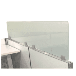 Frosted Writable Glass Screen for Cubicles