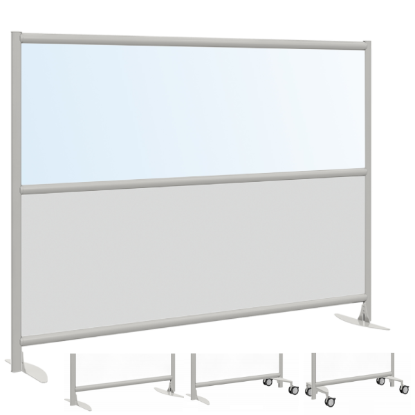Modern Freestanding Office Dividers - Office Partitions - Dallas Texas