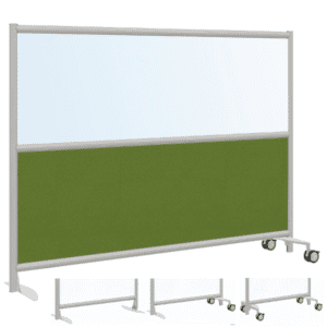 Mobile Freestanding Panel Partition