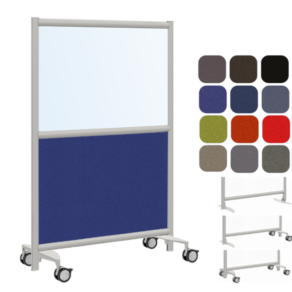 Frosted or Clear Acrylic Top Mobile Panel