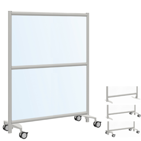 Mobile Acrylic Room Divider Wall Partition