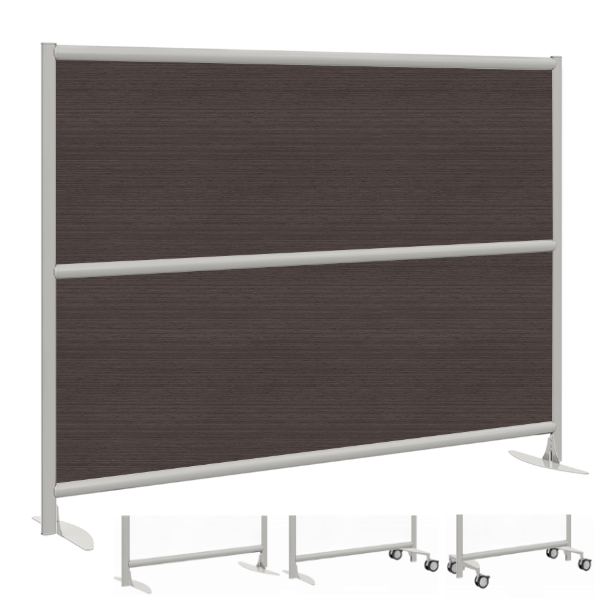 All Laminate Wall Room Divider