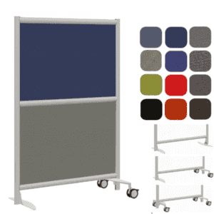 Mobile Fabric Room Partition Office Panel