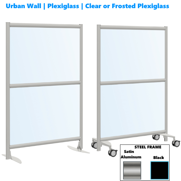 Mobile & Freestanding Room Divider Partitions - 54