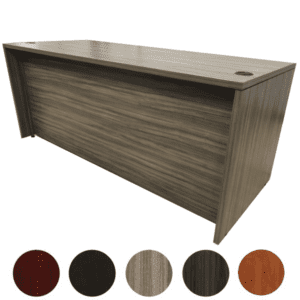 Urban Walnut Finish - Anderson & Worth Office Furniture