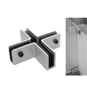 OSSSX 4-Way Panel Bracket Connector Hardware