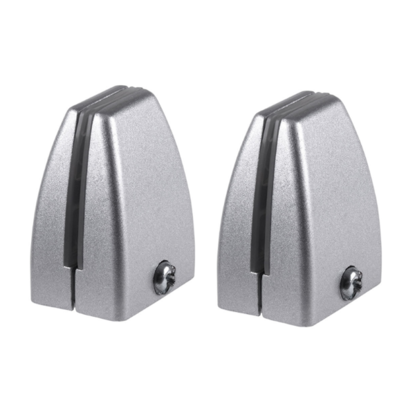 Set of Two PLTSDTM Mounting Brackets - Pair of Two Desk Brackets