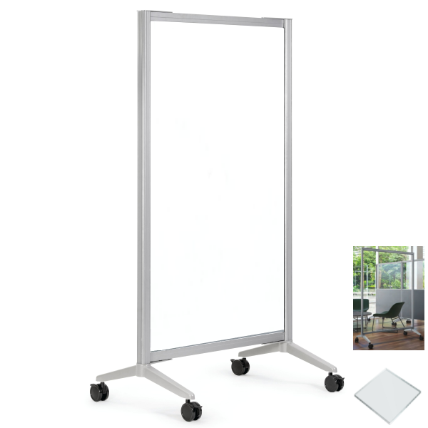 MCAB3672GRY Mobile Office Panels
