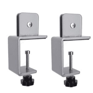 Richelieu Side Mount Desk Bracket Set of Two