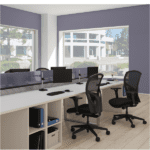 At Once 205 Mesh Back Task Chairs