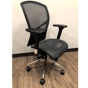 @NCE 217 All Mesh Task Chair with 8-Way Arms