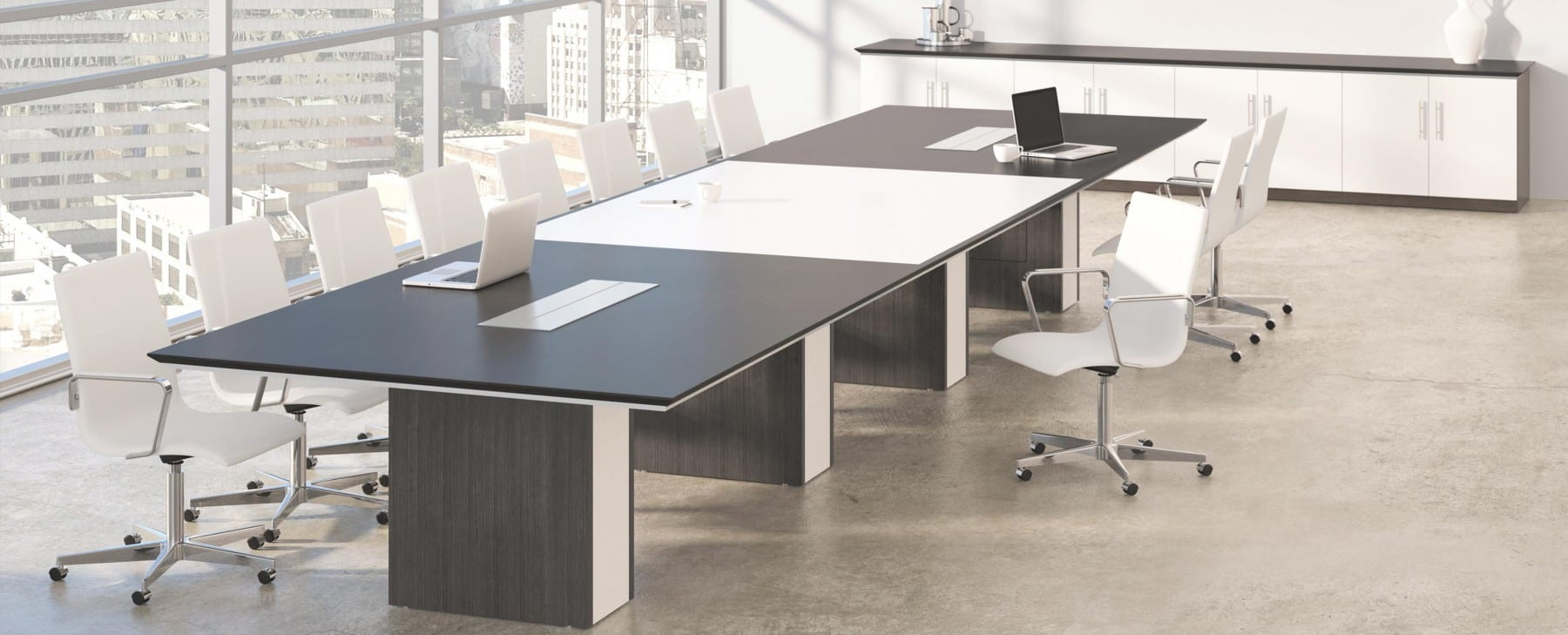 Office Furniture Store - Dallas - Conference Table 1