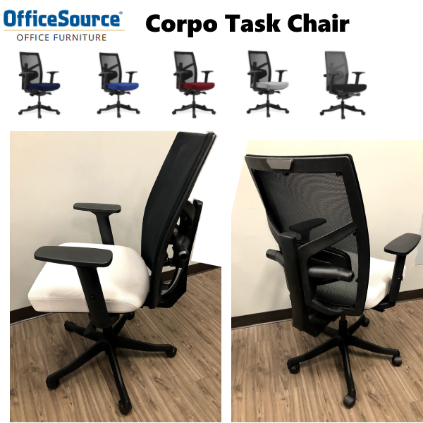 Corpo from Office Source Furnture