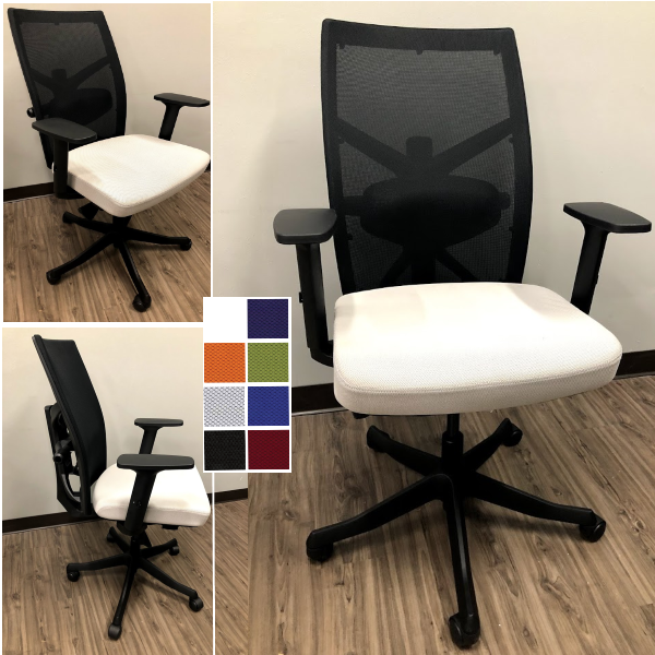 Office Source Corpo Task Chair Front & Sides