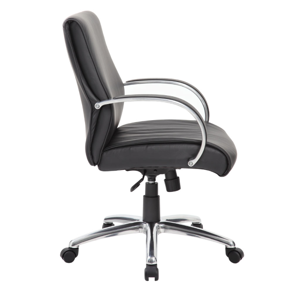 7745 Mid Back Executive Swivel Chair Side