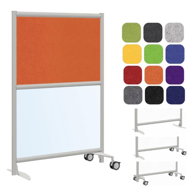 Urban Office Panel | 9 Plexi Colors | Acoustic
