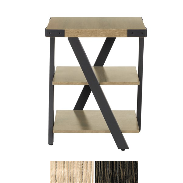 Side View End table