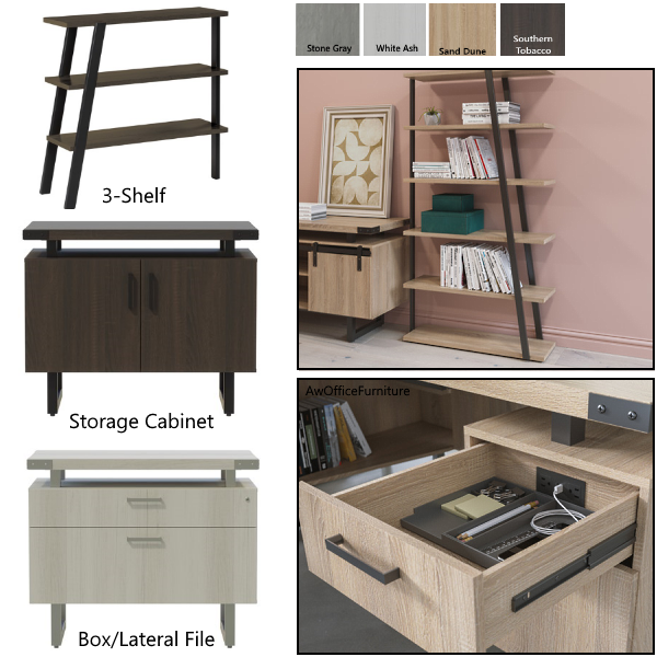 Mirella Storage Options - Office Furniture