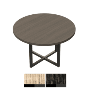 "48"" Round Table Mirella Series"