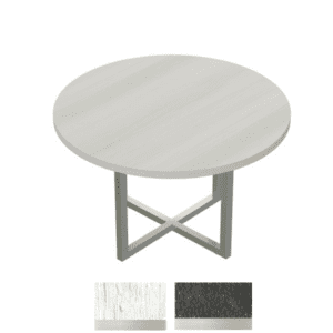 """48"""" Round Table in White Ash"""