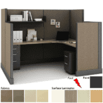 Friant System 2 Cubicle - Fast Ship Program