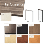 Office Source Performance Laminate Finish Colors & Steel Finishes - AW Office Furniture
